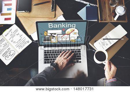 Banking Economy Finance Loan Money Concept