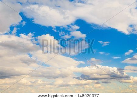 Cloudy Outdoor Fuzzy Air
