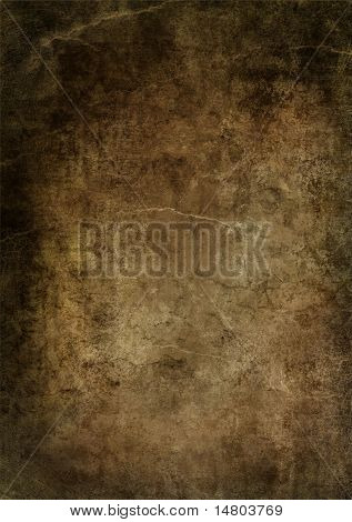 Brown Old Wall Background