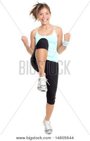 Fitness mujer aerobic