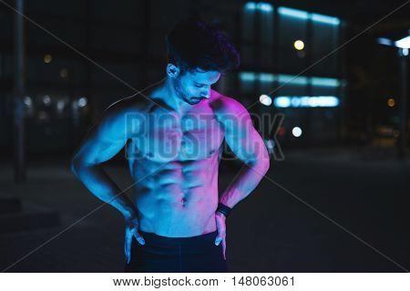Night Fitness Session