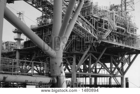 Oil Rigbw