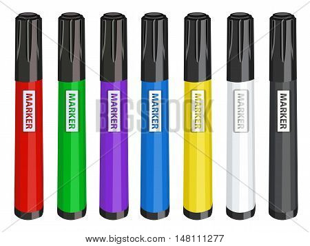 Markers Set