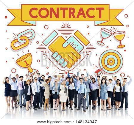 Contract Opportunity Settlement Agreement Concept