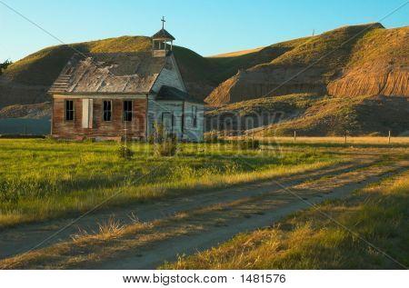 Old Rural Church