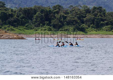 Kayaking Tour Of Lake Arenal