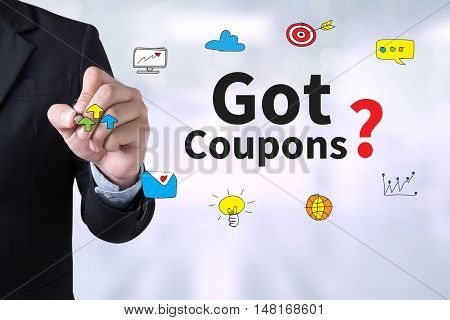 Got Coupons?
