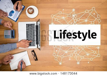 Lifestyle  Way Of Life Habits Situation Culture Lifestyle Me