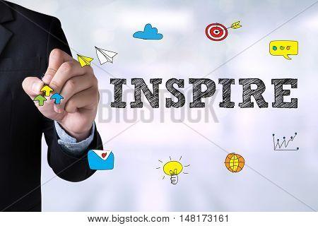 Inspire ( Inspire Ideas Creativity Inspiration )
