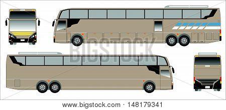 New Long Bus 203