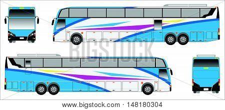 New Long Bus 208