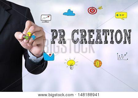 Pr Creation