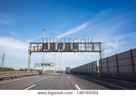 Wide Highway Equipment