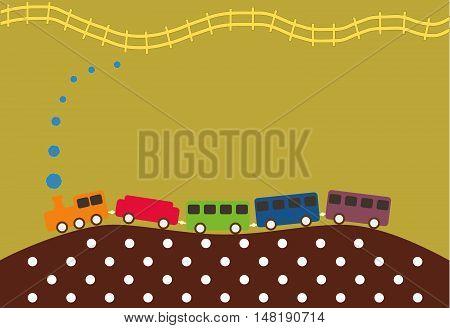 Pattern Train 405