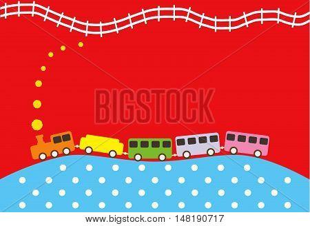 Pattern Train 406