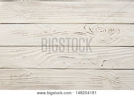 Textured vintage rustic wooden white background
