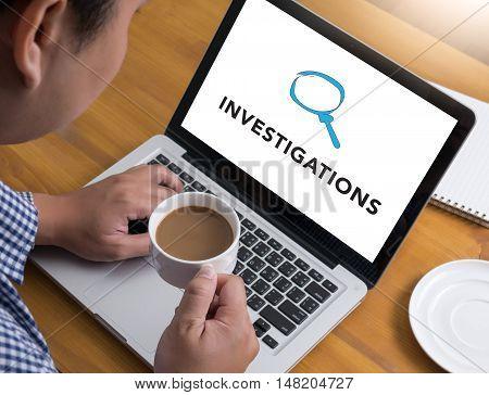 Investigations Concept