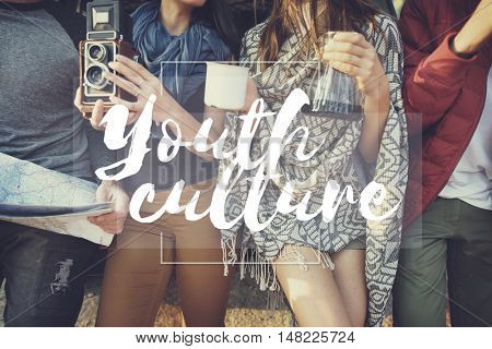 Youth Childhood Teenager Young Generation Concept