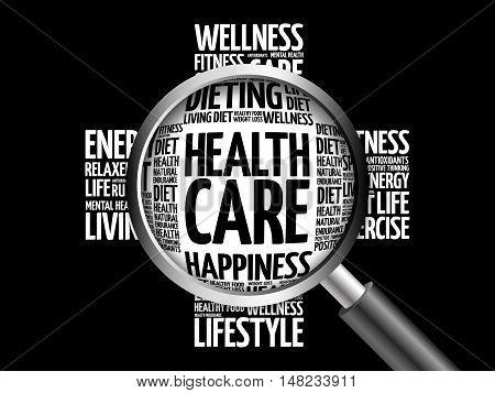 Health Care Word Cloud