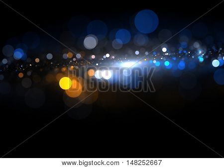 abstract bokeh background texture