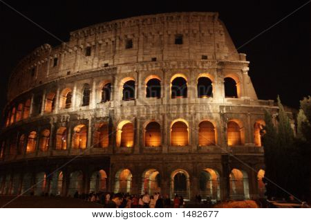 Ancient Colosseum