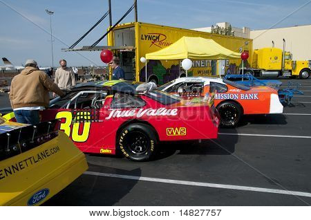 NASCAR Auction