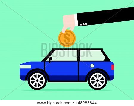 Save Money For Car Asset Property