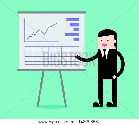 Concept Of Business Presentation