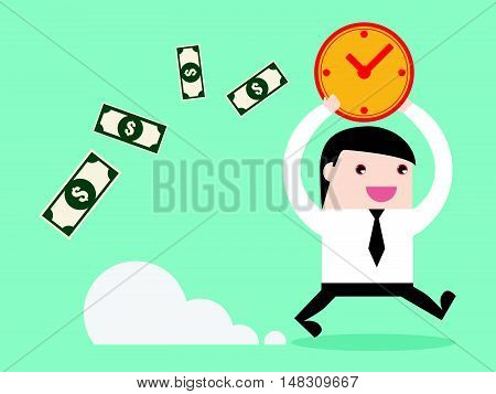 Time Is Money In Business