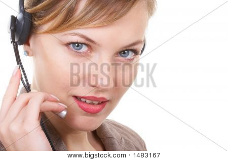 The Girl  Operator
