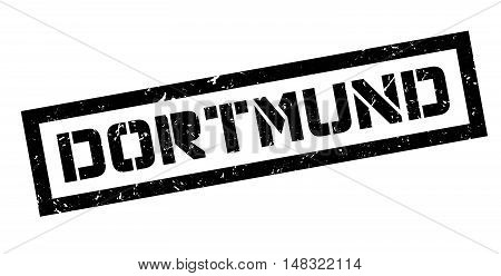 Dortmund Rubber Stamp