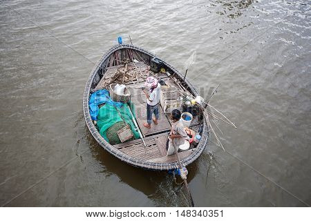Commercial Fishing Vietnam
