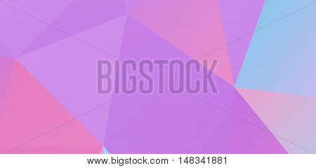 modern Multicolor polygonal illustration background texture .
