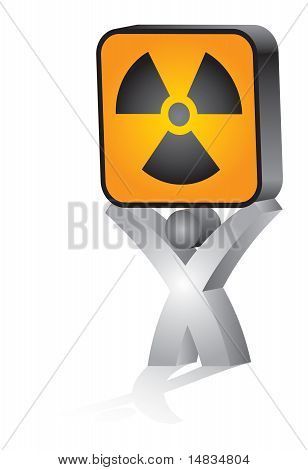Radioactivity Danger