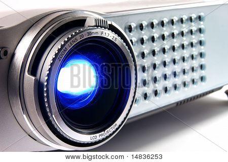 Video-Projektor