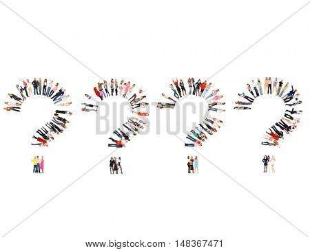 Together we Stand Isolated Groups