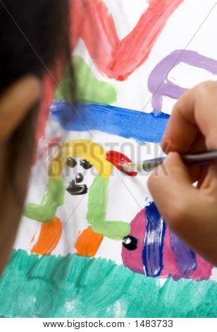 Childhood Painting 011