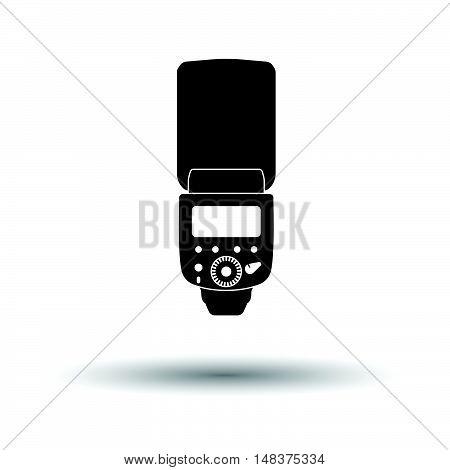 Icon Of Portable Photo Flash