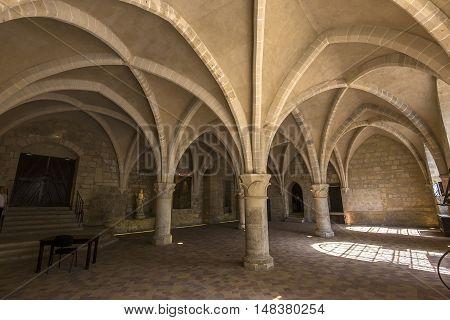 Royaumont Abbey, Asnieres Sur Oise, France