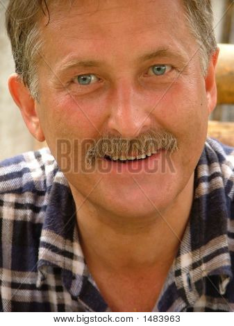 Middle-Aged Man