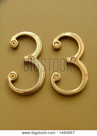 Door Number 33