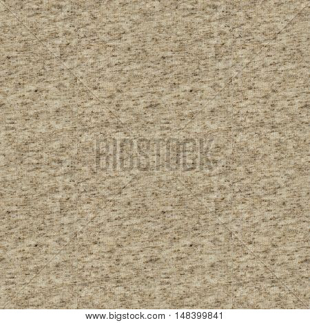 Linen jersey. Seamless texture. Unpainted natural linen.