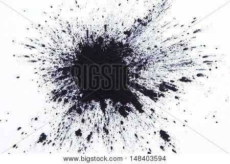 Black(key) Toner Powder