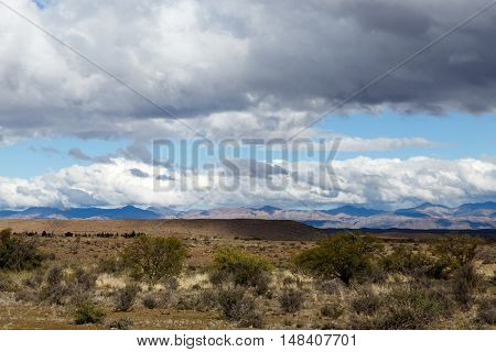 Mountains In The Far Distance - Prince Albert