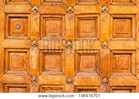 old wooden door stained, material, surface, aged texture