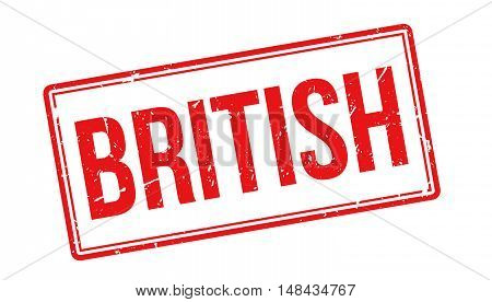 British Rubber Stamp