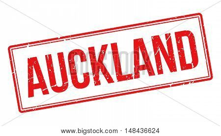 Auckland Rubber Stamp