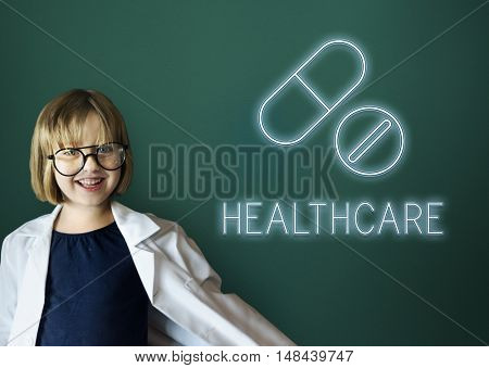 Cure Health Medical Drugs Concept