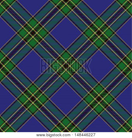 Seamless tartan pattern. Traditional scottish ornament. Tartan plaid pattern background. Vector illustration wallpaper.