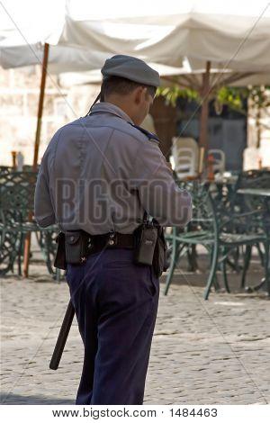 Cuban Police